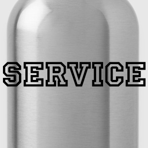 Service T-Shirts - Water Bottle