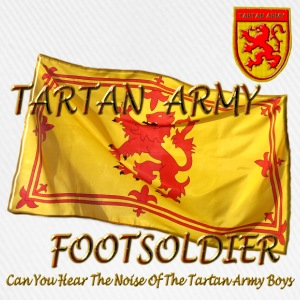 Scottish Tartan Army Footsoldier kids - Baseball Cap