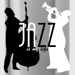 jazz is my life Sacs - Gourde