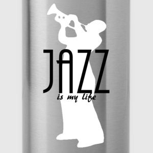jazz is my life Vestes - Gourde