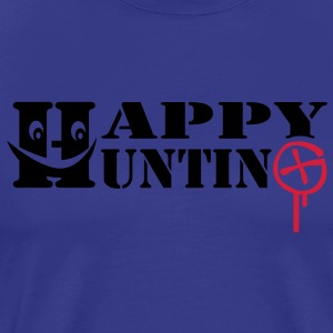 Happy Hunting - 2colors - T-shirt Premium Homme