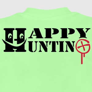 Happy Hunting - 2colors - back - Baby T-Shirt