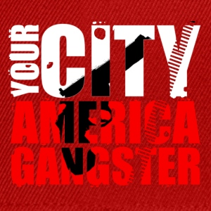 your city america gangster Sacs - Casquette snapback