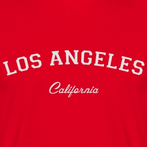 Los Angeles - T-shirt herr