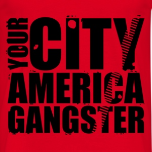 your city america gangster Sacs - T-shirt Homme