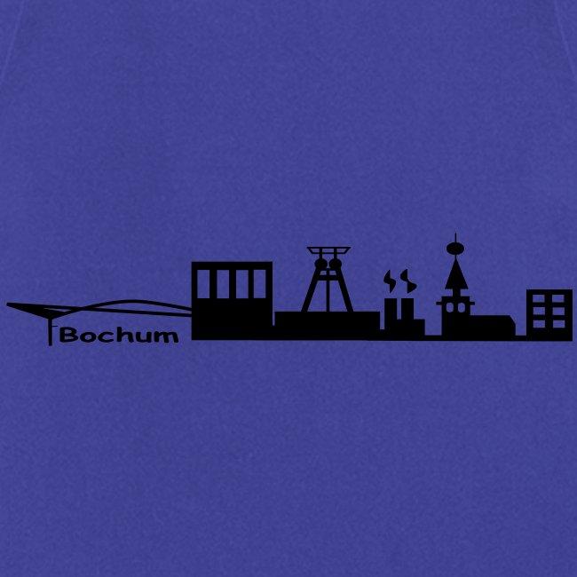 Skyline Bochum - Kapuzenpulli