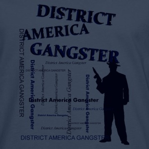 district america gangster Tasker - Herre premium T-shirt med lange ærmer