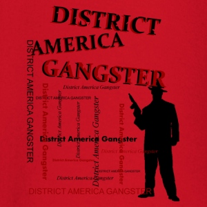 district america gangster Tasker - Langærmet babyshirt