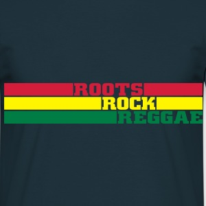 roots rock reggae Pullover - Männer T-Shirt