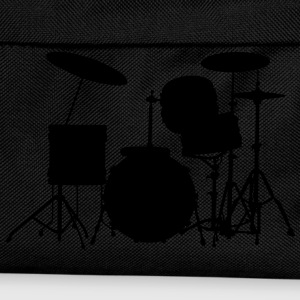 music drums drum set T-shirts - Ryggsäck för barn