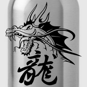 chinese dragon Kids' Shirts - Water Bottle