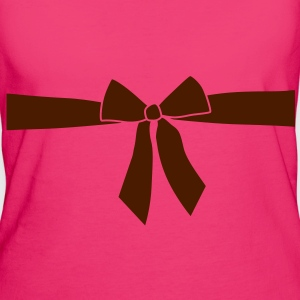 Gift, Christmas, birthday, gift ribbon Bags  - Women's Organic T-shirt