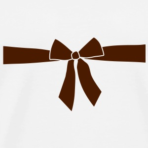 Gift, Christmas, birthday, gift ribbon Bags  - Men's Premium T-Shirt