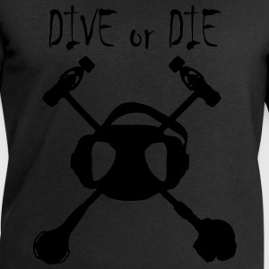 Dive or Die Enfant-Flocage Face - Sweat-shirt Homme Stanley & Stella