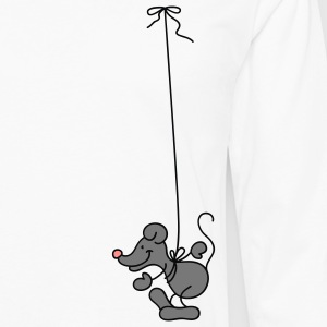 The Mouse hangs around Sudadera - Camiseta de manga larga premium hombre