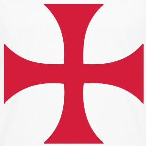 cross_of_the_templars Tee shirts - T-shirt manches longues Premium Homme