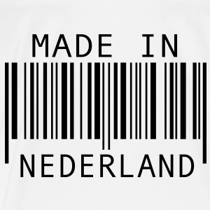 Made in Nederland Tassen - Mannen Premium T-shirt