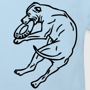 www.dog-power.nl - Organic børne shirt