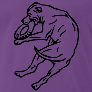 www.dog-power.nl - Premium-T-shirt herr