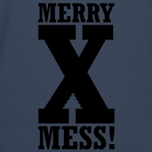 Jul - X-Mess! Accessories - Herre premium T-shirt med lange ærmer