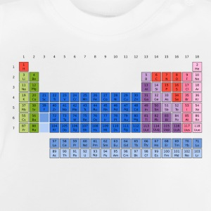 Periodic Table of the Elements Shirts - Baby T-Shirt
