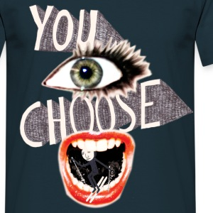 YOU CHOOSE! Sweat-shirts - T-shirt Homme