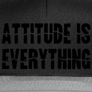 Attitude Is Everything Gensere - Snapback-caps