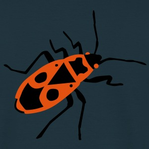 Brand kever - insect - Firebug Sweaters - Mannen T-shirt