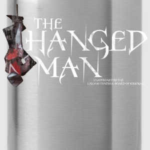 The Hanged Man Design T-Shirts - Water Bottle