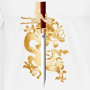 Sword Bag - Men's Premium T-Shirt