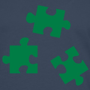 jigsaw puzzle - jigsaw puzzle Tee shirts - T-shirt manches longues Premium Homme