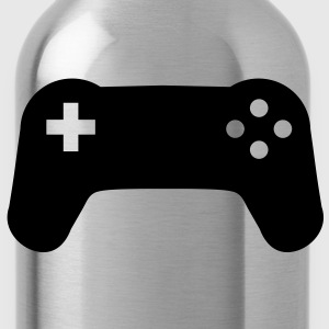 Controller console gamer player T-Shirts - Water Bottle