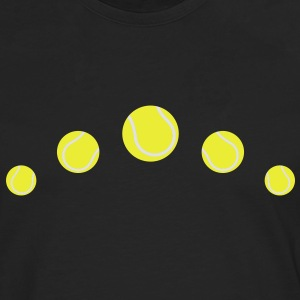 tennis balls tennis ball  Hoodies & Sweatshirts - Men's Premium Longsleeve Shirt