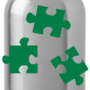 jigsaw puzzle Kids' Shirts - Water Bottle