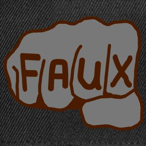 faux Tee shirts - Casquette snapback
