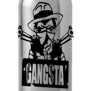 gangster T-Shirts - Water Bottle