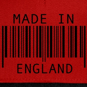 Made in England  Aprons - Snapback Cap