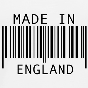 Made in England Buttons - Men's Premium T-Shirt