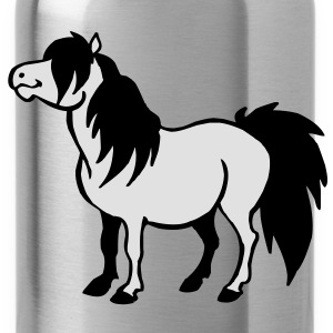 Pony Pullover - Trinkflasche