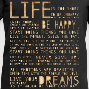 LIFE T-Shirts - Men's Sweatshirt by Stanley & Stella