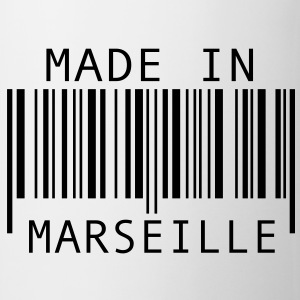 Made in Marseille Tee shirts - Tasse