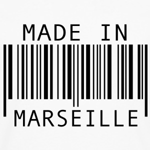 Made in Marseille Tee shirts - T-shirt manches longues Premium Homme