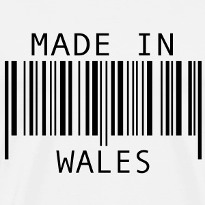 Made in Wales Long sleeve shirts - Men's Premium T-Shirt