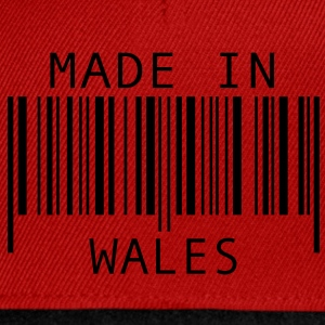 Made in Wales Bags  - Snapback Cap