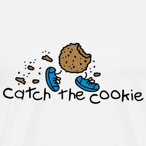 catch the cookie Sweats Enfants - T-shirt Premium Homme