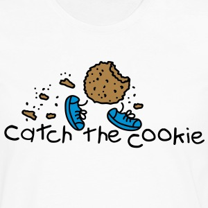 catch the cookie Tabliers - T-shirt manches longues Premium Homme