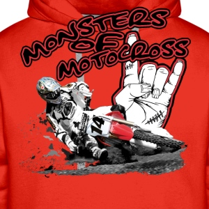 monsters_of_motocross_22 T-Shirts - Männer Premium Hoodie