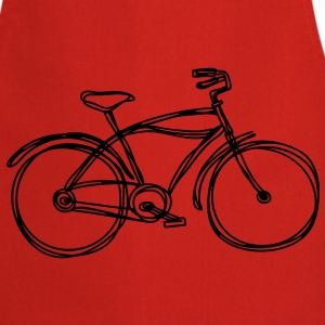 Bike | Woman T-Shirt  - Grembiule da cucina