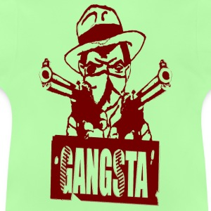 gangster Hoodies - Baby T-Shirt