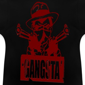 gangster Pullover & Hoodies - Baby T-Shirt